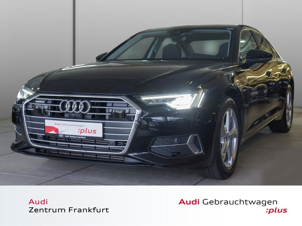 Audi A6 50 TDI quattro VC