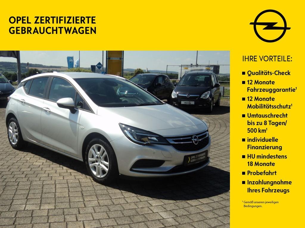 Opel Astra 1.6 K D S S