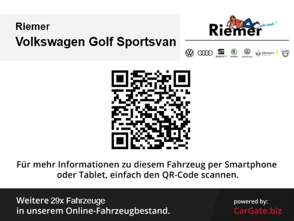 Volkswagen Golf Sportsvan 1.6 TDI VII