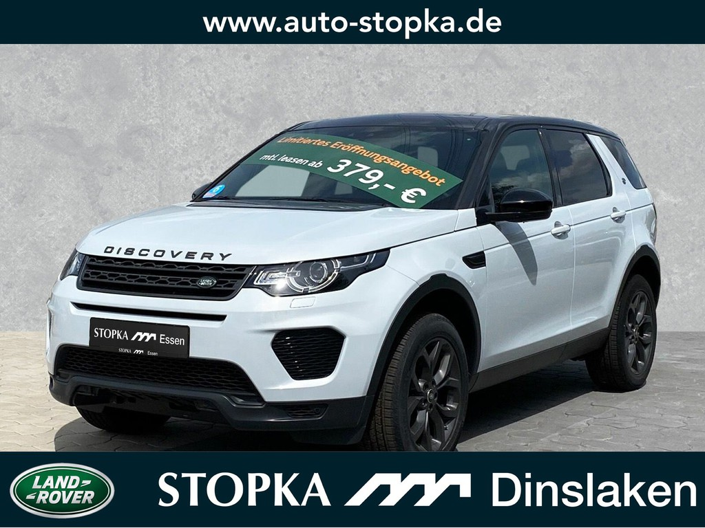Land Rover Discovery Sport 2.0 TD4 SE Perf L 449 - EUR