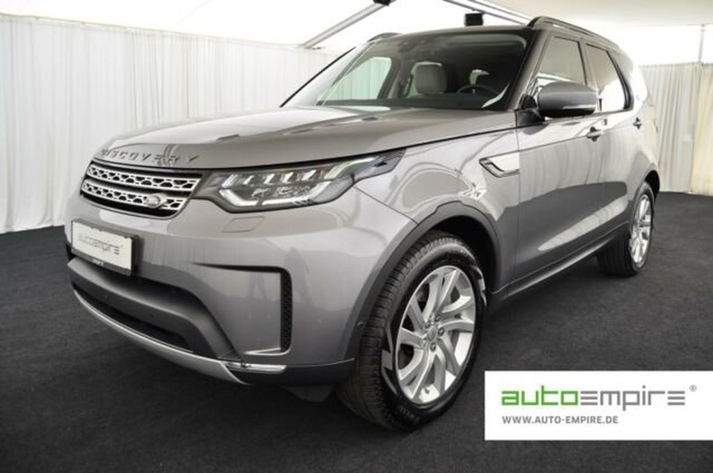 Land Rover Discovery SD6 HSE F ROAD-PK 20