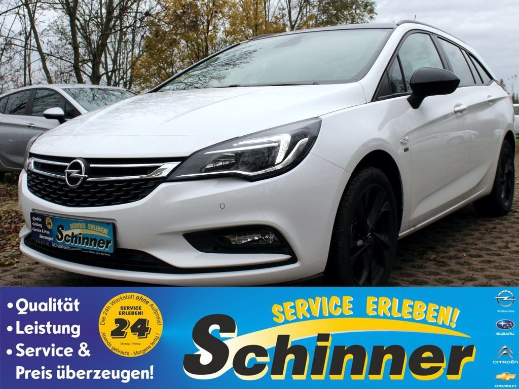 Opel Astra 1.4 Turbo Sports Tourer 120 Jahre