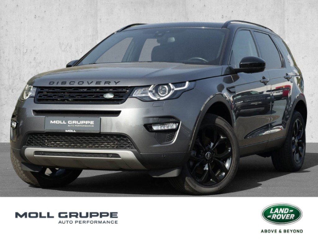 Land Rover Discovery Sport 2.2 HSE SD4