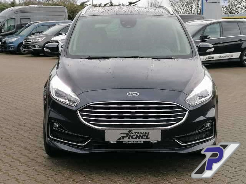 Ford Galaxy Titanium El