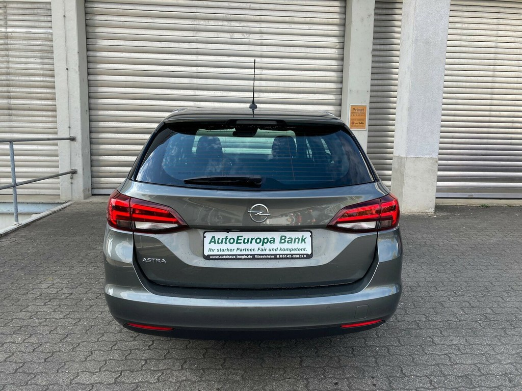 Opel Astra 1.2 K ST Dynamic Lenk R Euro6d