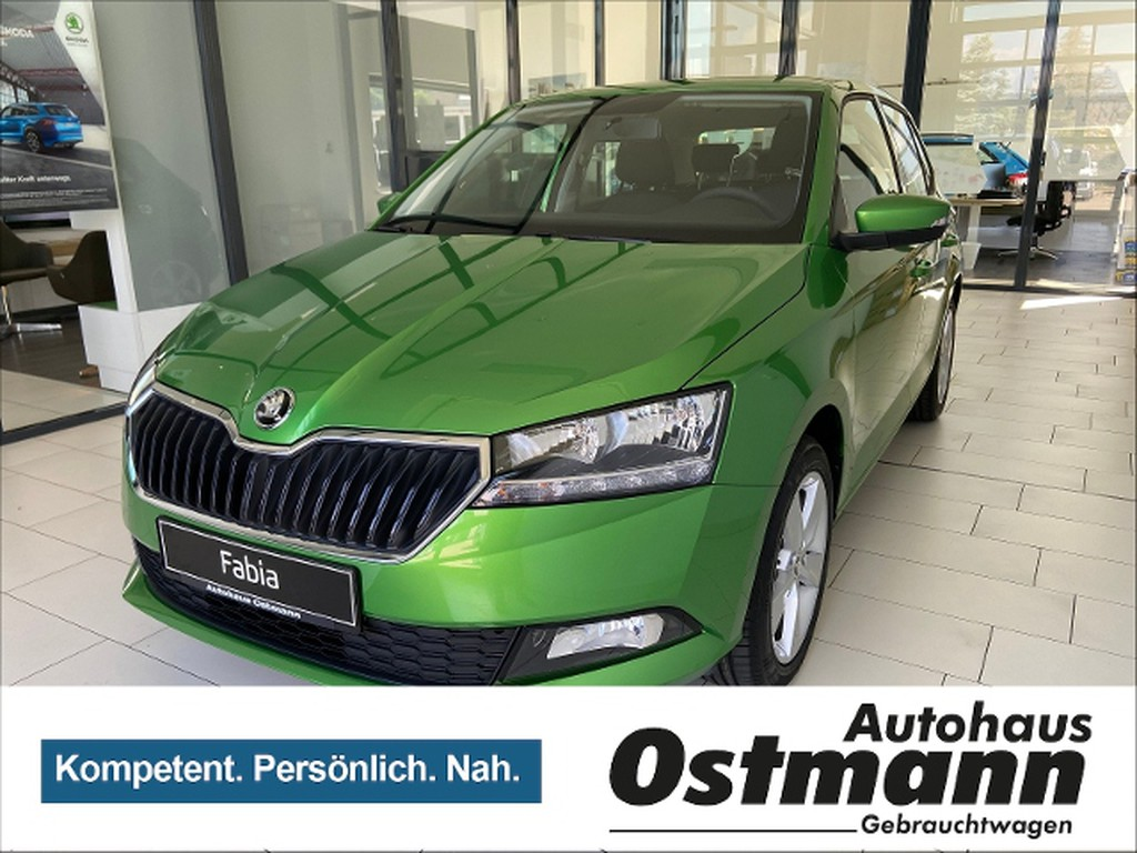 Skoda Fabia 1.0 TSI 95 Cool Plus