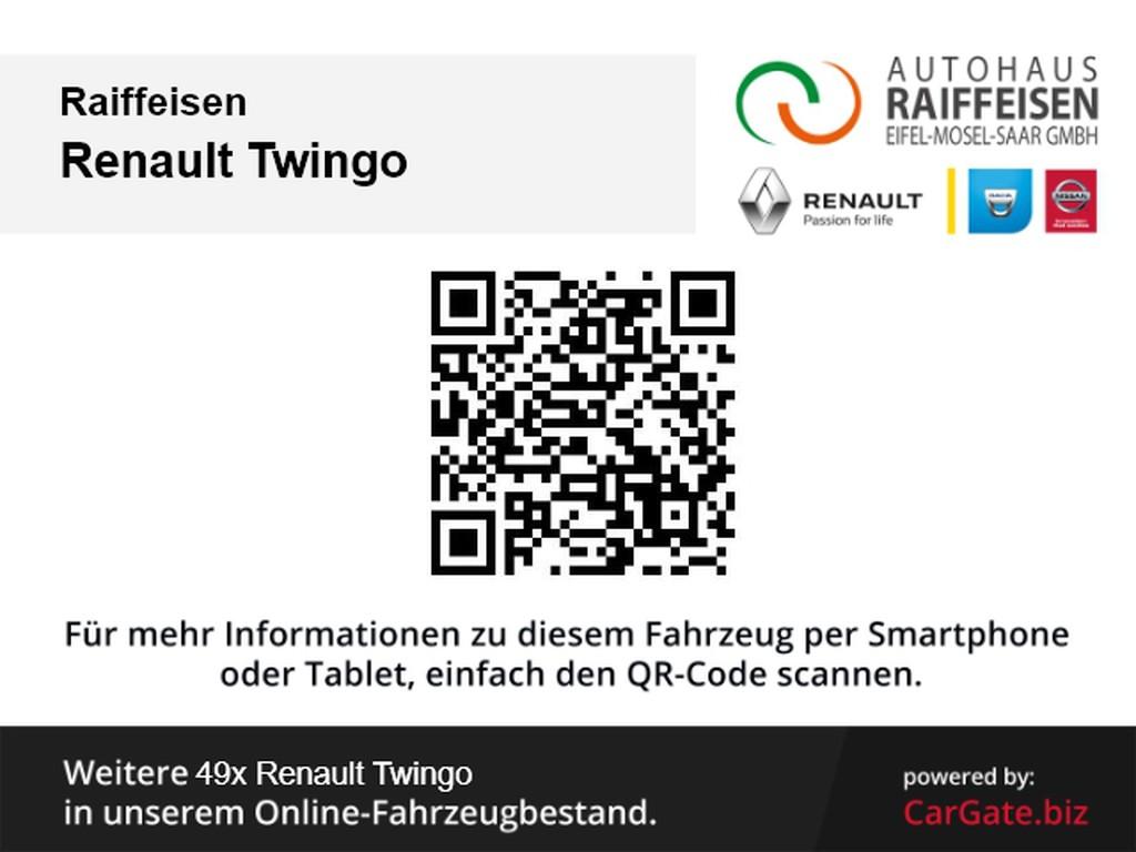 Renault Twingo Limited SCe 75 EU6d-T