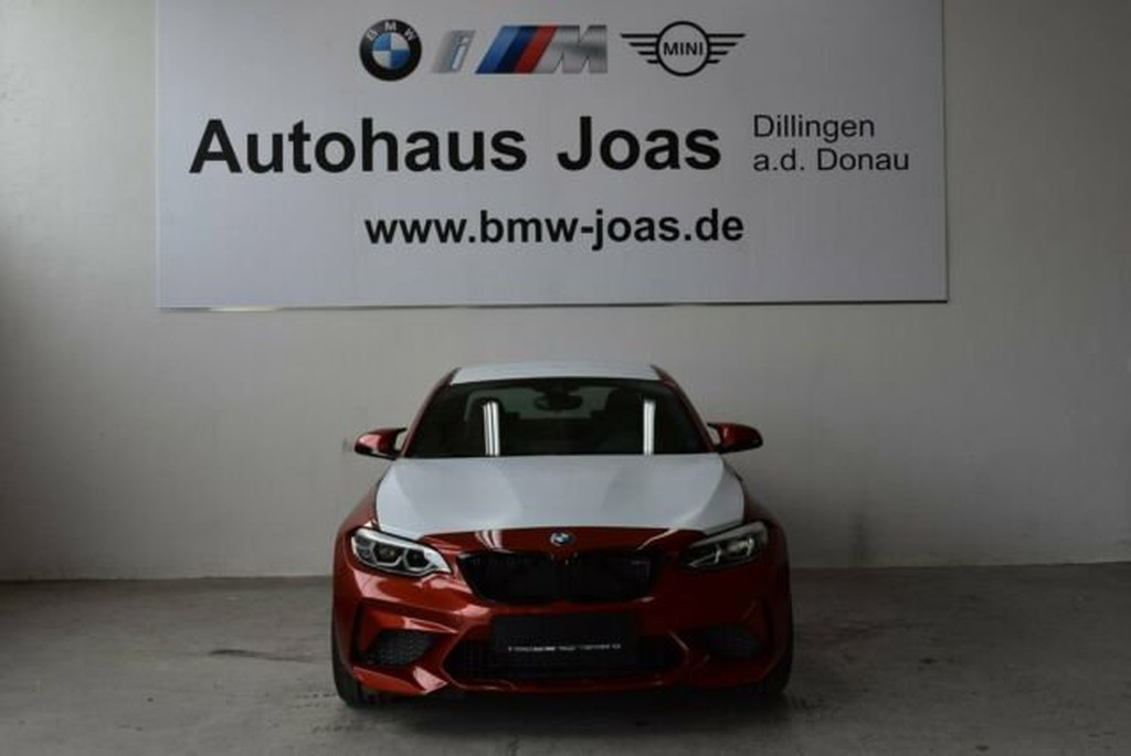 BMW M2 Competition Coupe ( Komfortzuga