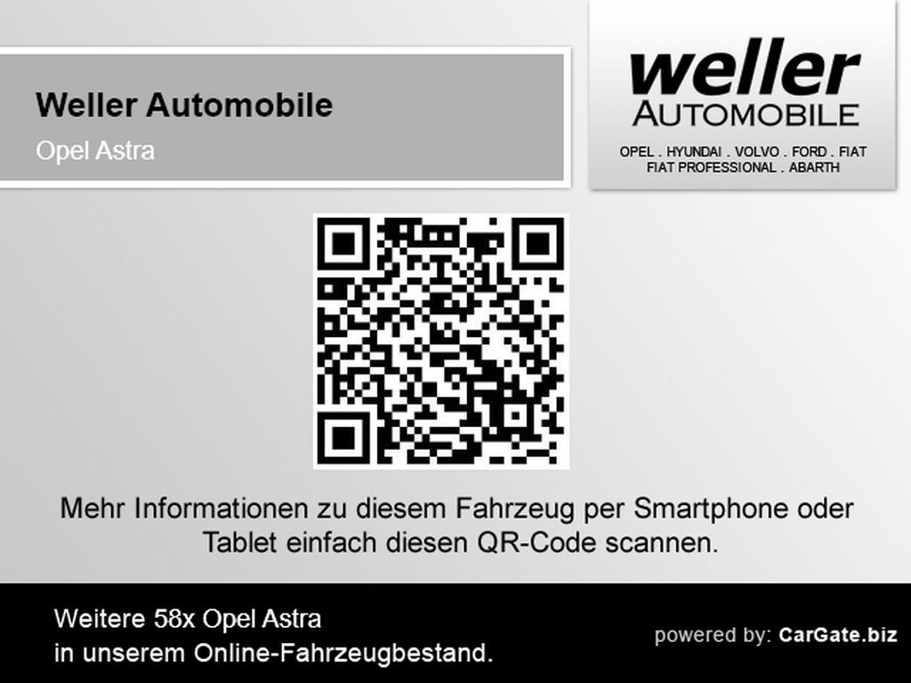 Opel Astra 1.6 K D Innovation OPC-Line