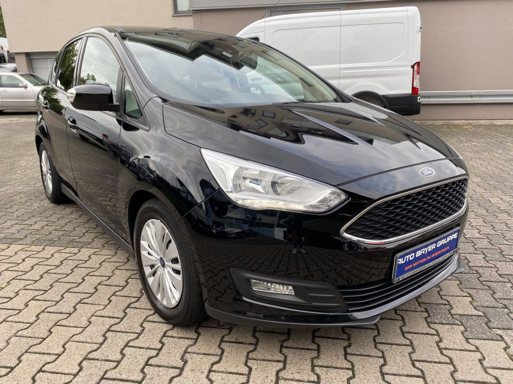 Ford C-Max 1.0 EcoBoost System Trend