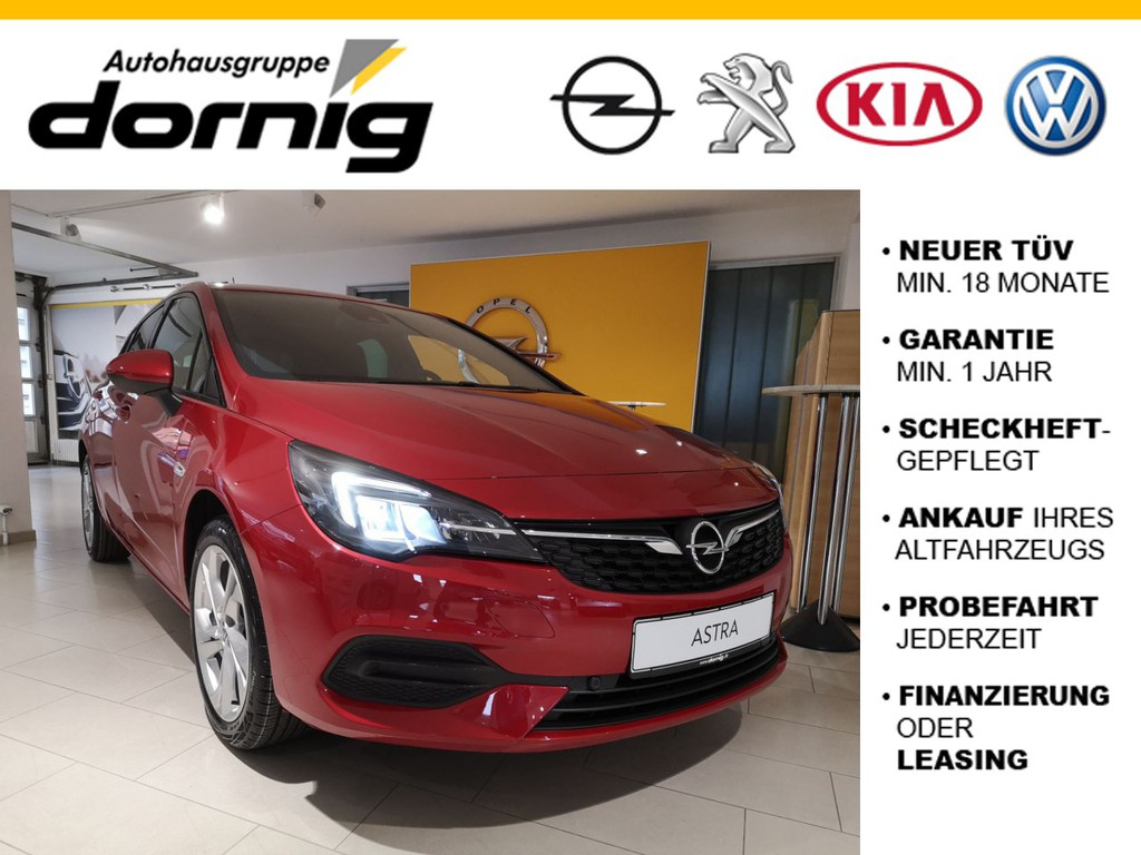 Opel Astra 1.2 K 5T Line Turbo