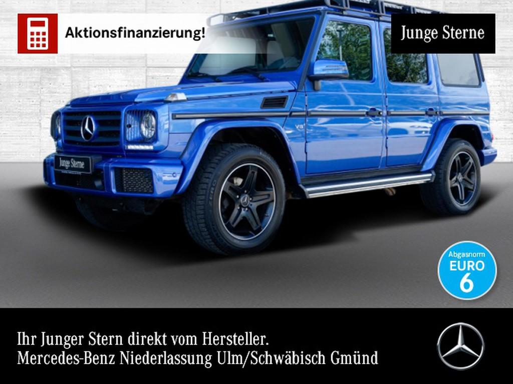 Mercedes-Benz G 500 Exkl-Paket Sportpak Harman