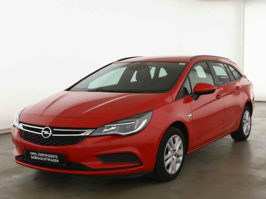 Opel Astra K AGRSitz Ilink