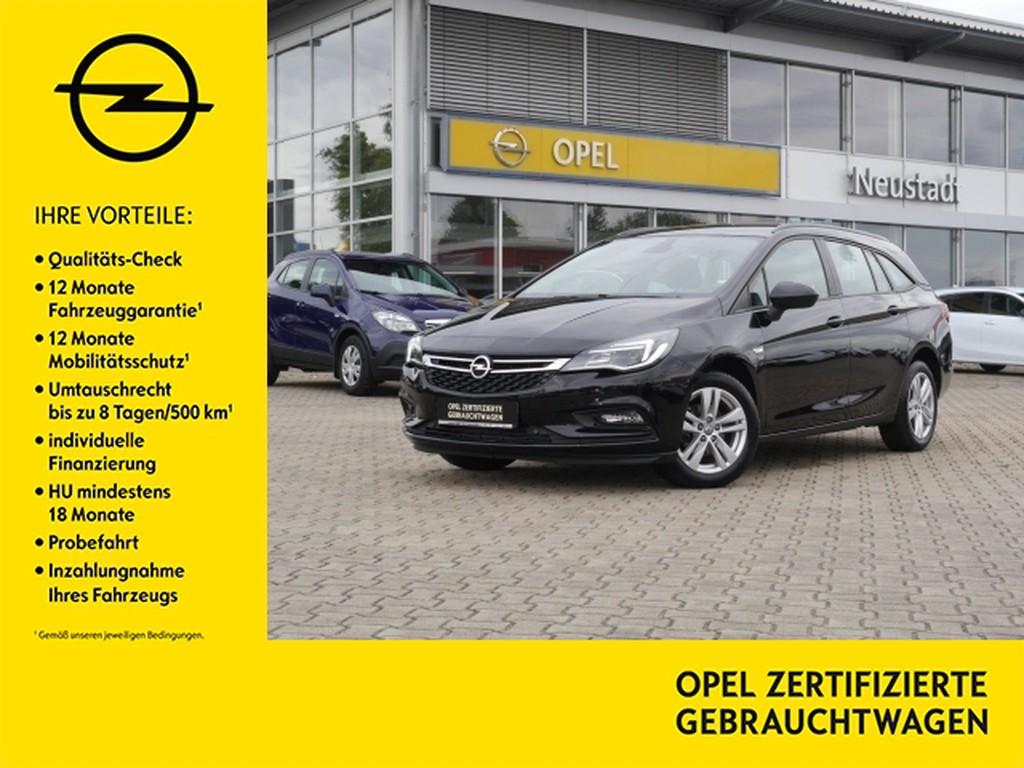 Opel Astra 1.4 K ST Turbo 120 Jahre