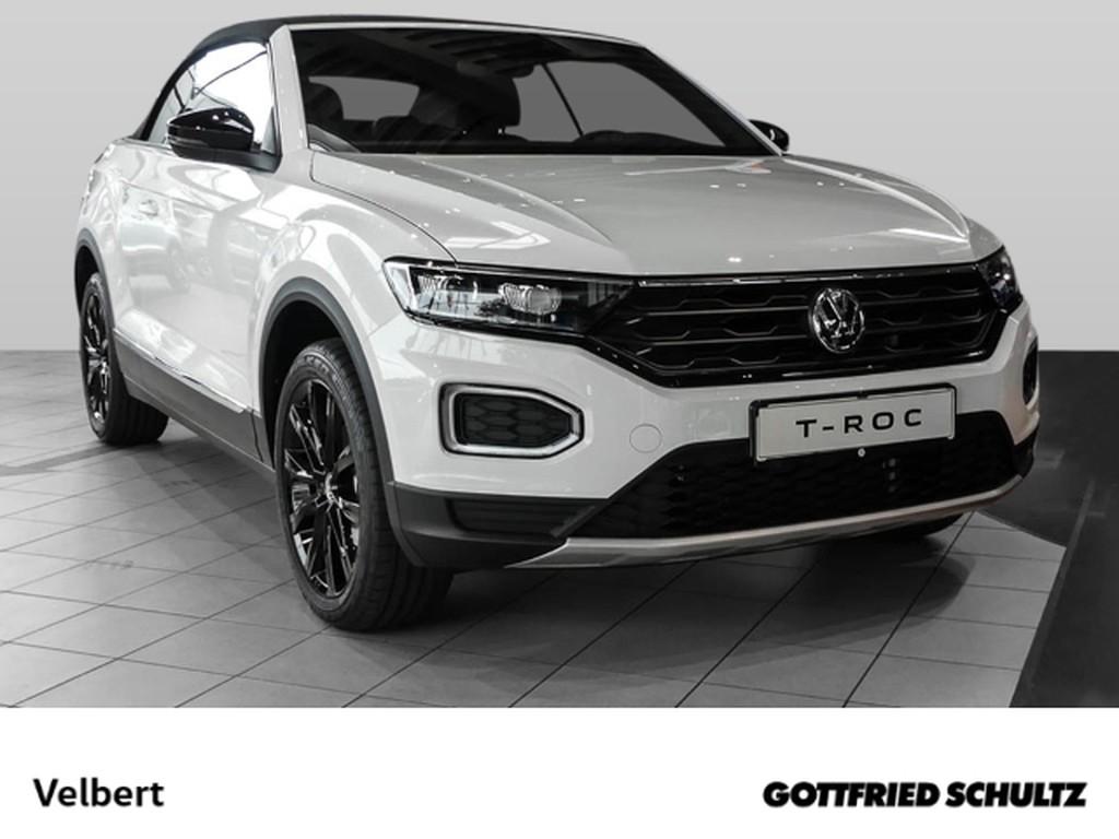 Volkswagen T-Roc 1.0 TSI CABRIOLET STYLE OPF Black Style Paket