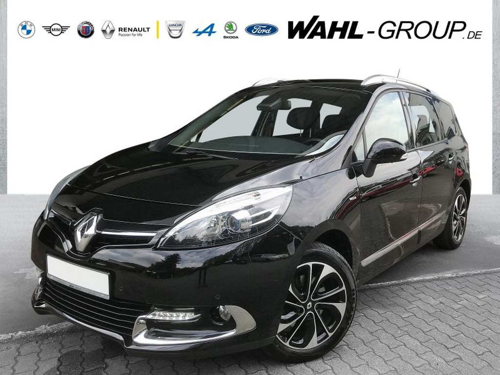 Renault Grand Scenic 8-FACH