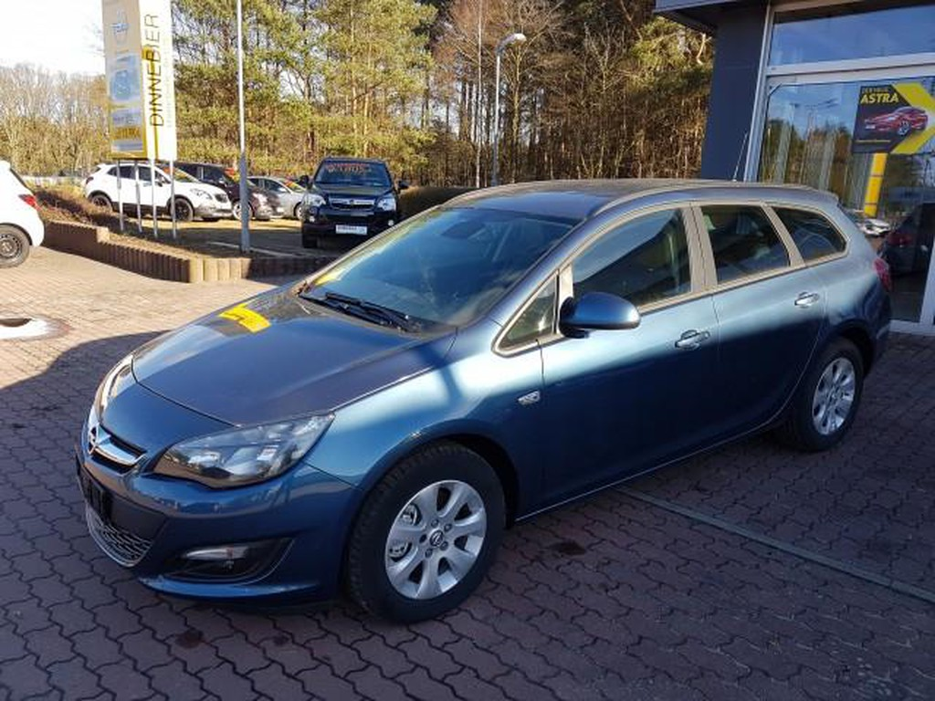 Opel Astra Sports Tourer Style