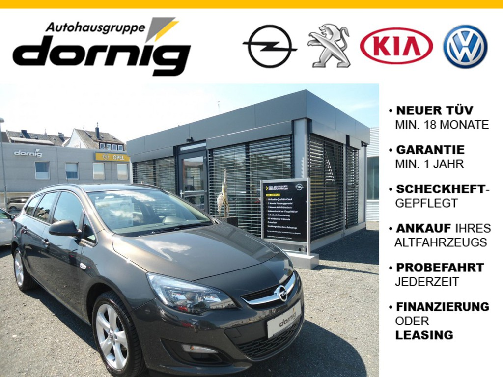 Opel Astra 1.4 J ST Style