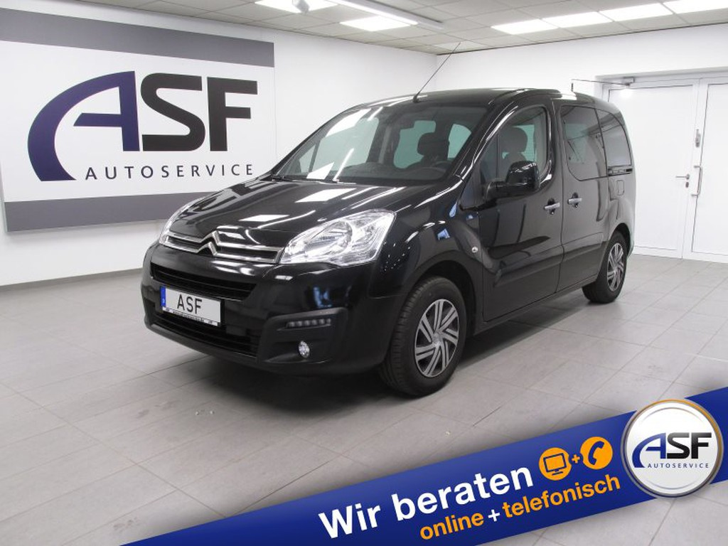 Citroën Berlingo Selection #Halbautomatik #