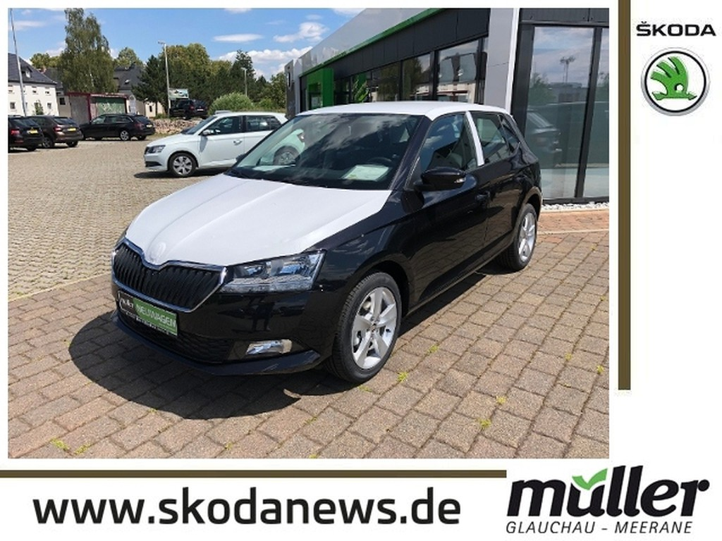 Skoda Fabia 1.0 MPI Lim Cool Plus