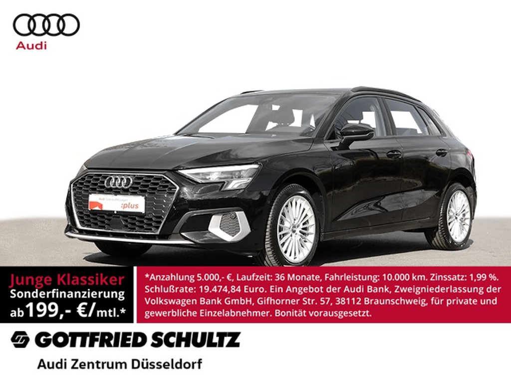 Audi A3 Sportback 30 TDI advanced Advanced