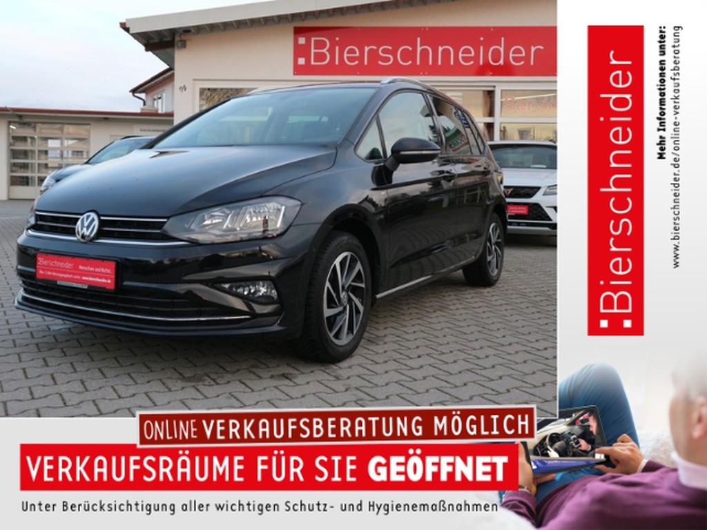 Volkswagen Golf Sportsvan 1.5 TSI Join PARKLENK