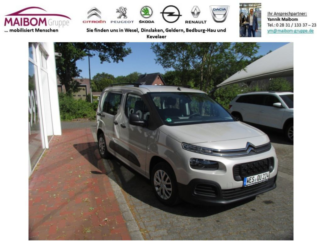 Citroën Berlingo M 110 LIVE # #