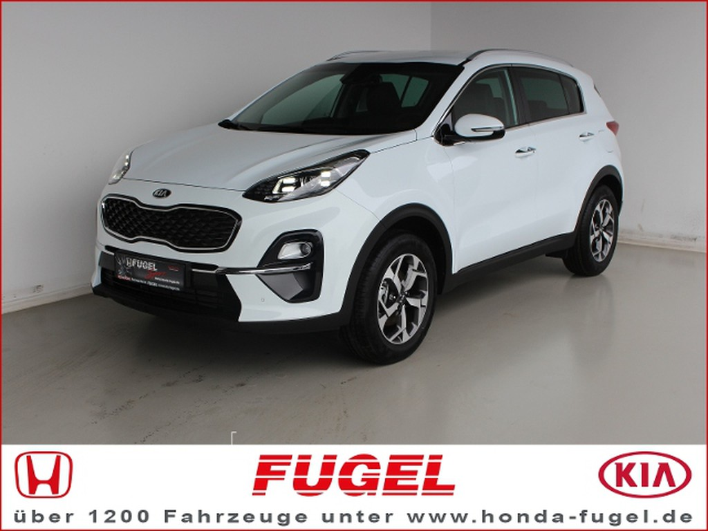 Kia Sportage 1.6 Dream Team Premium |