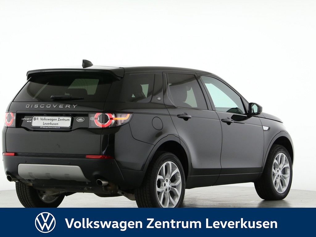 Land Rover Discovery Sport Si4 HSE