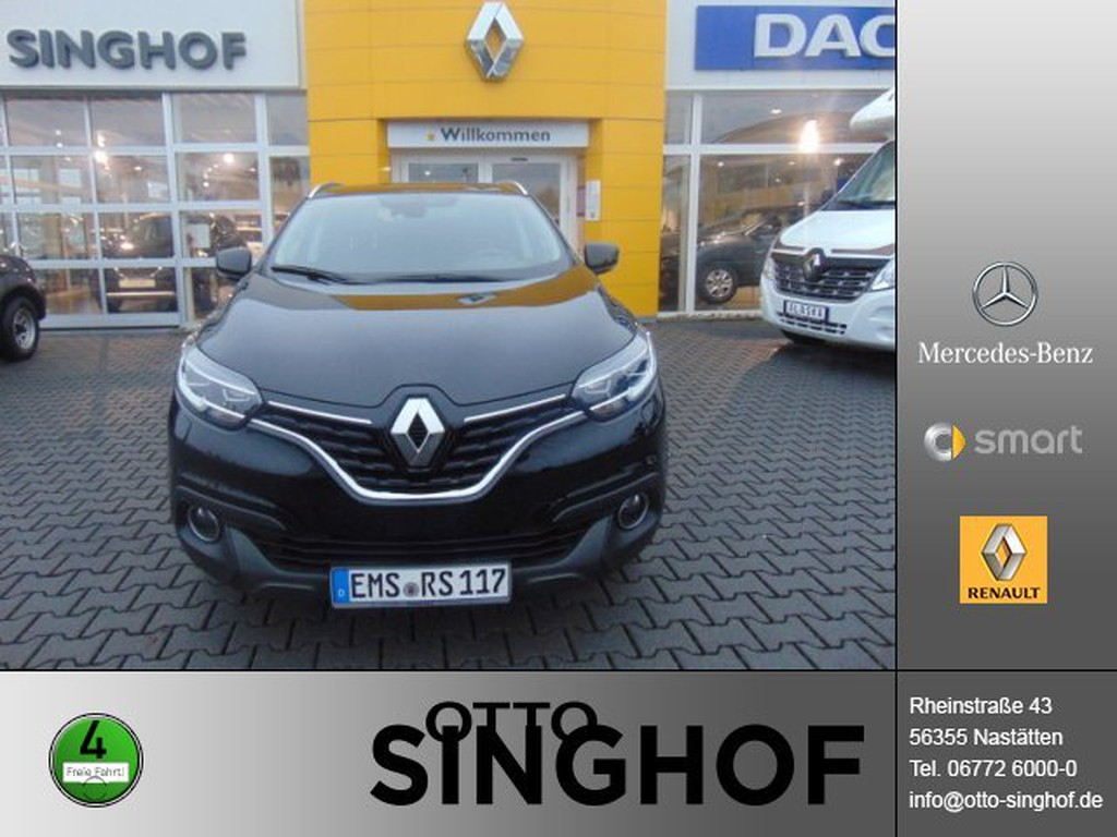 Used Renault Kadjar 1.6
