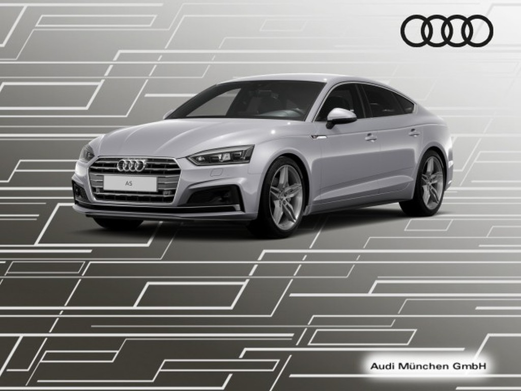 Audi A5 Sportback 40 TDI Sport S line