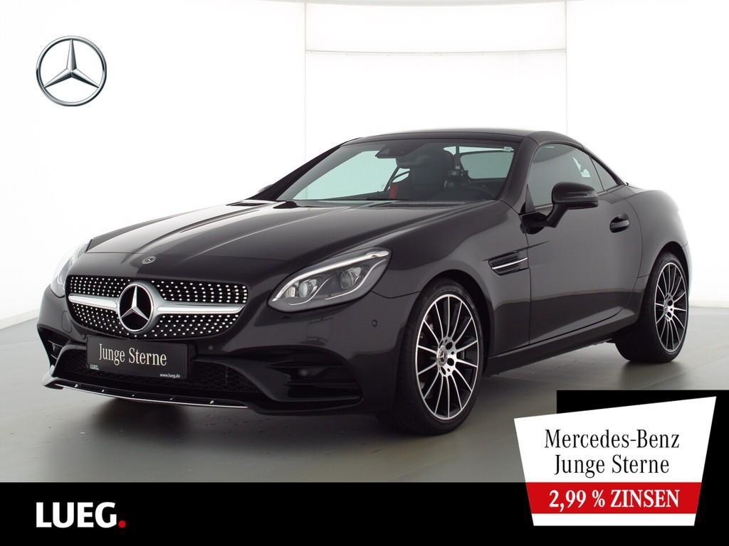 Mercedes-Benz SLC 200 AMG COM PanoV SpurPkt