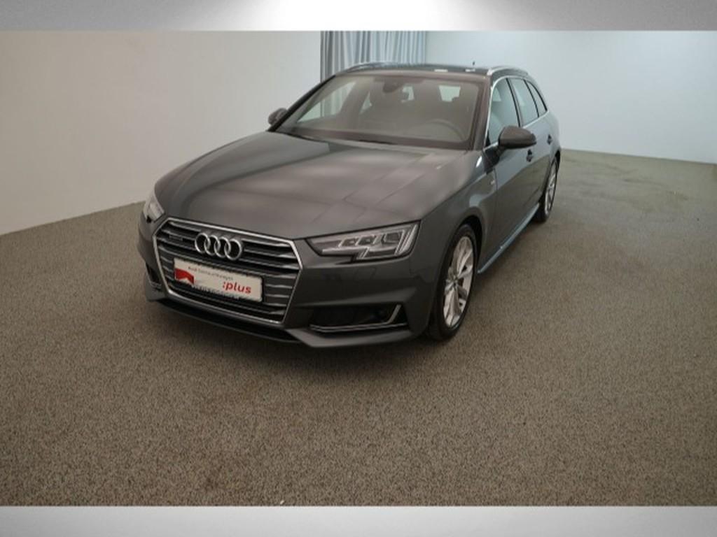 Audi A4 3.0 TDI quattro Avant S line