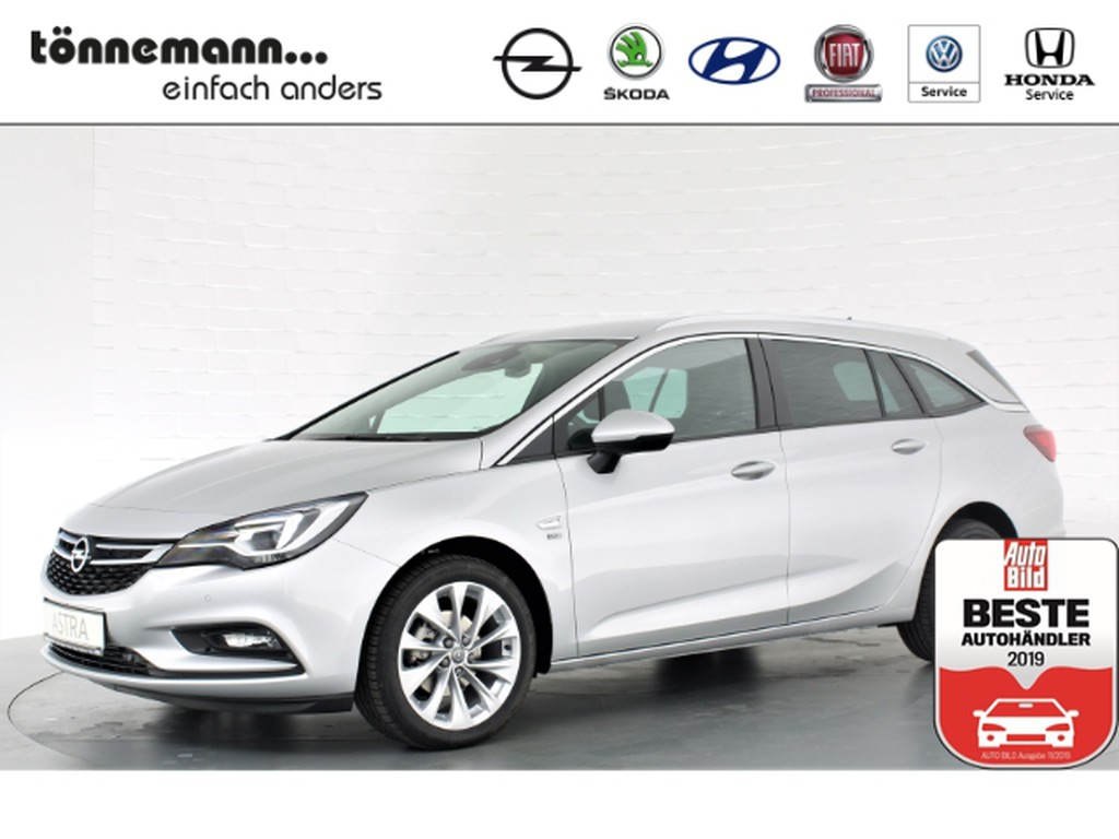 Opel Astra K ST 120 Jahre