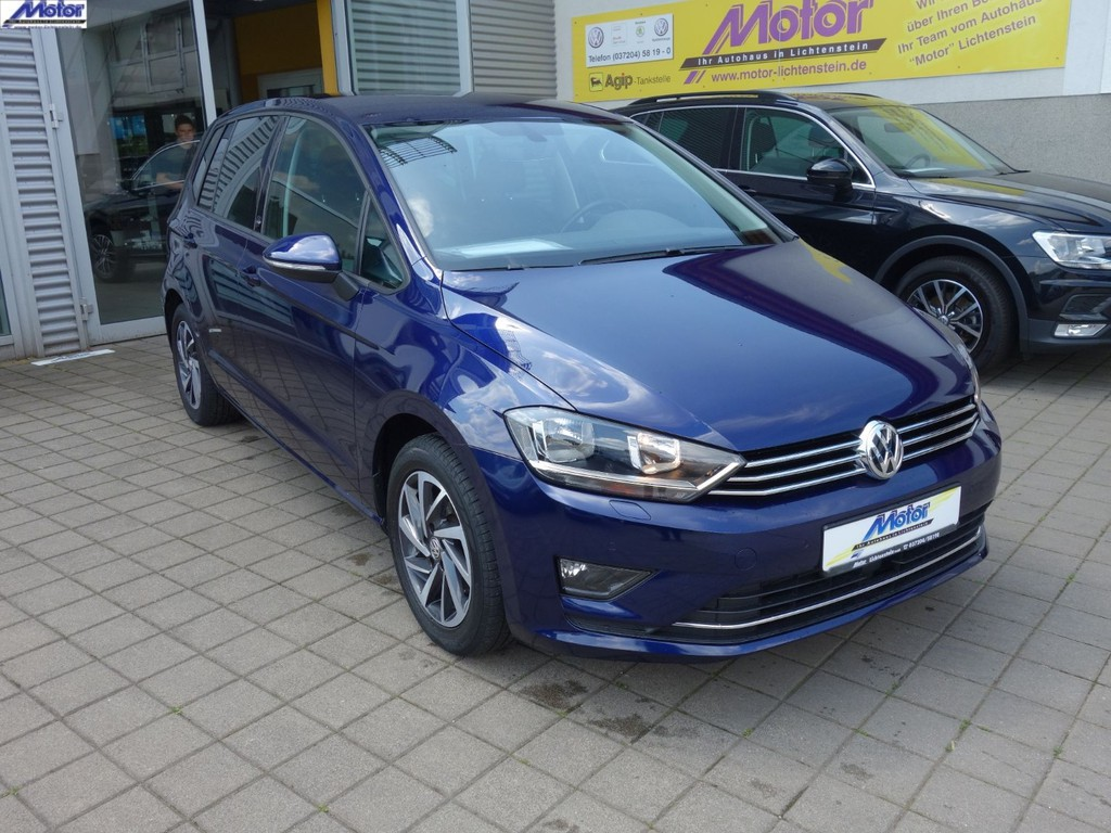 Volkswagen Golf Sportsvan Light u