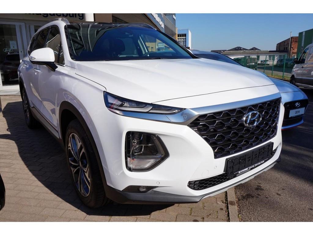 Hyundai Santa Fe 2.2 CRDi 8AT Premium