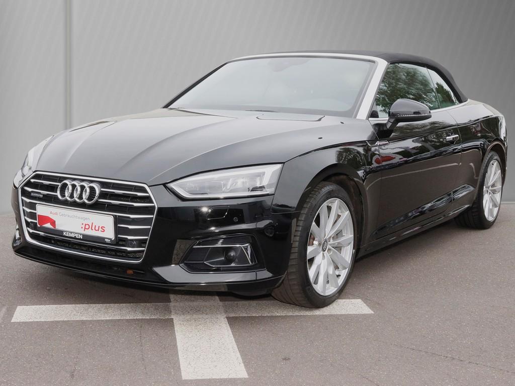 Audi A5 2.0 TDI quattro Cabrio VC