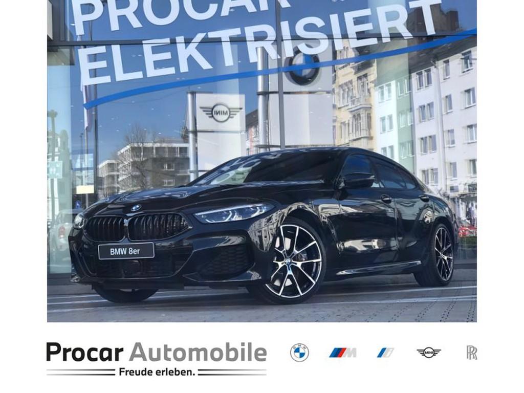 BMW 840 d xDrive Sportpaket