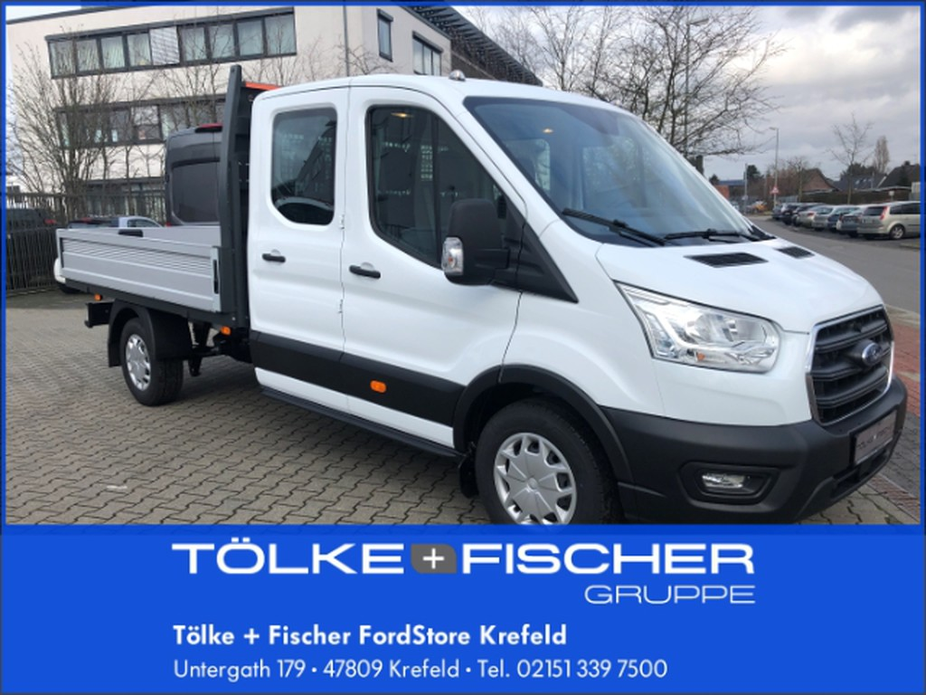 Ford Transit 2.0 DK Pritsche Trend 350 L3 l