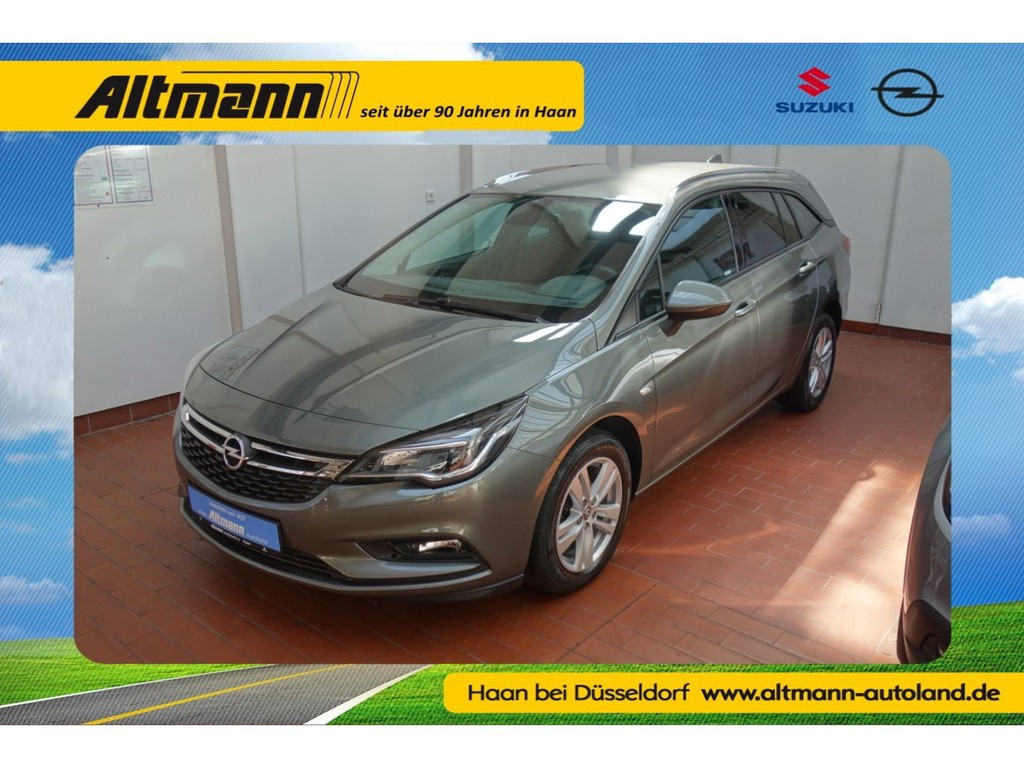 Opel Astra K Sports Tourer Active St St Intel