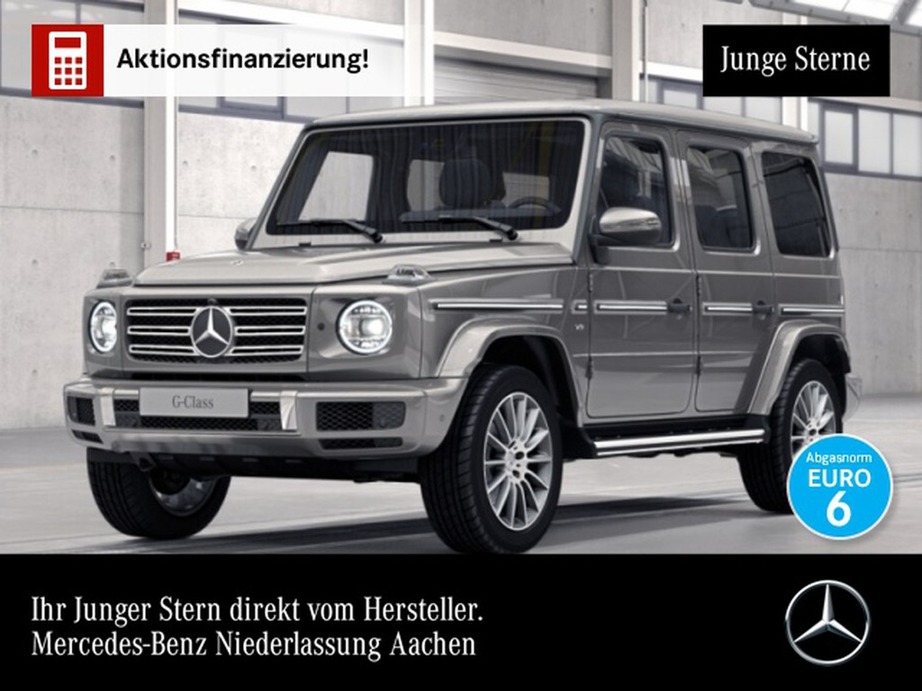 Mercedes-Benz G 500 L Spurhalt