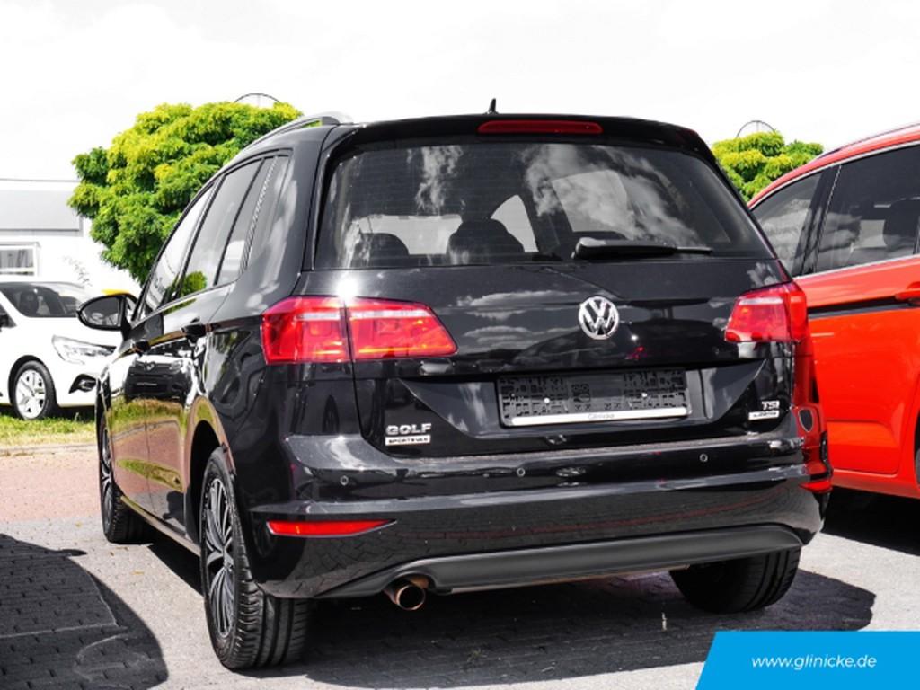 Volkswagen Golf Sportsvan 1.2 TSI VII Allstar Vorb Park Distance Control