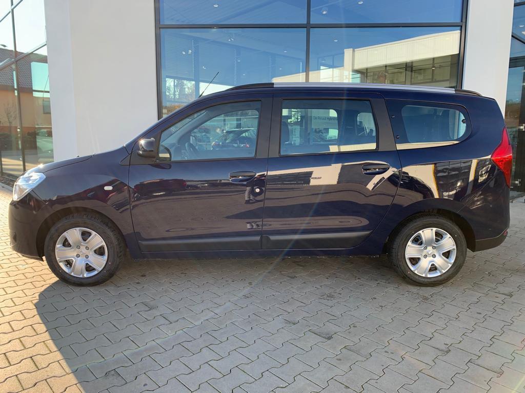 Dacia Lodgy TCe 100 GPF Comfort