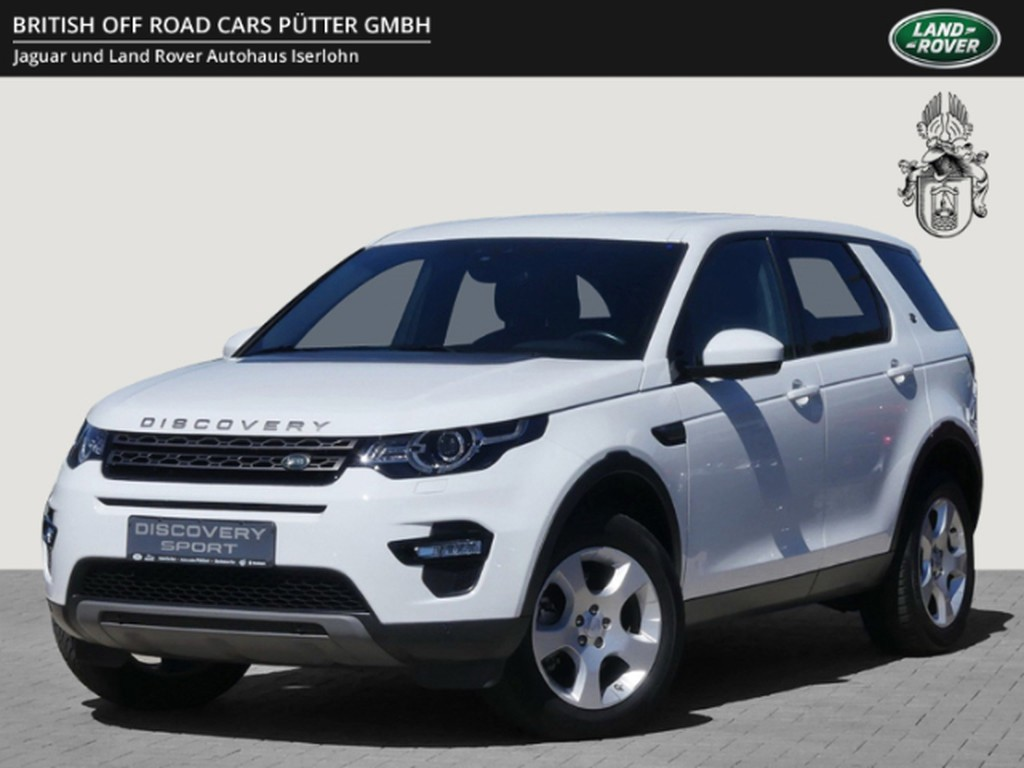 Land Rover Discovery Sport SE eD4 El