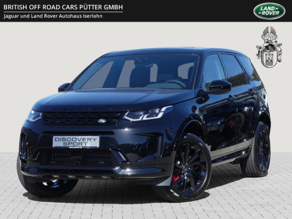 Land Rover Discovery Sport R-Dynamic SE Black AHKückfahrkam