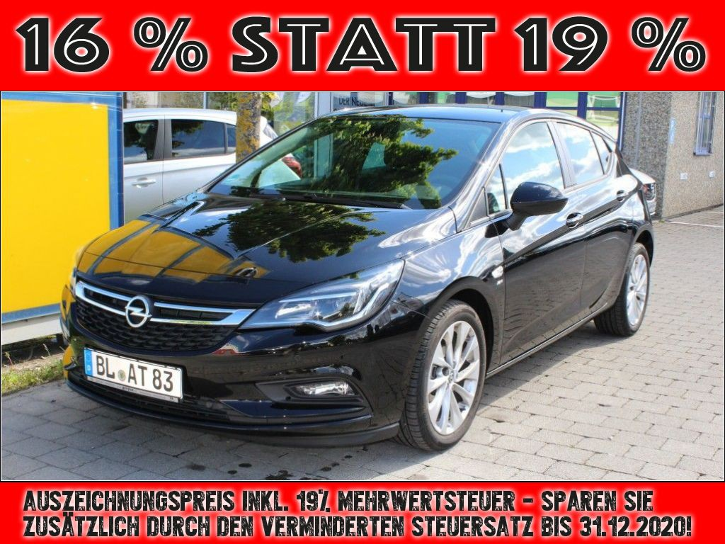 Opel Astra 1.6 D Active