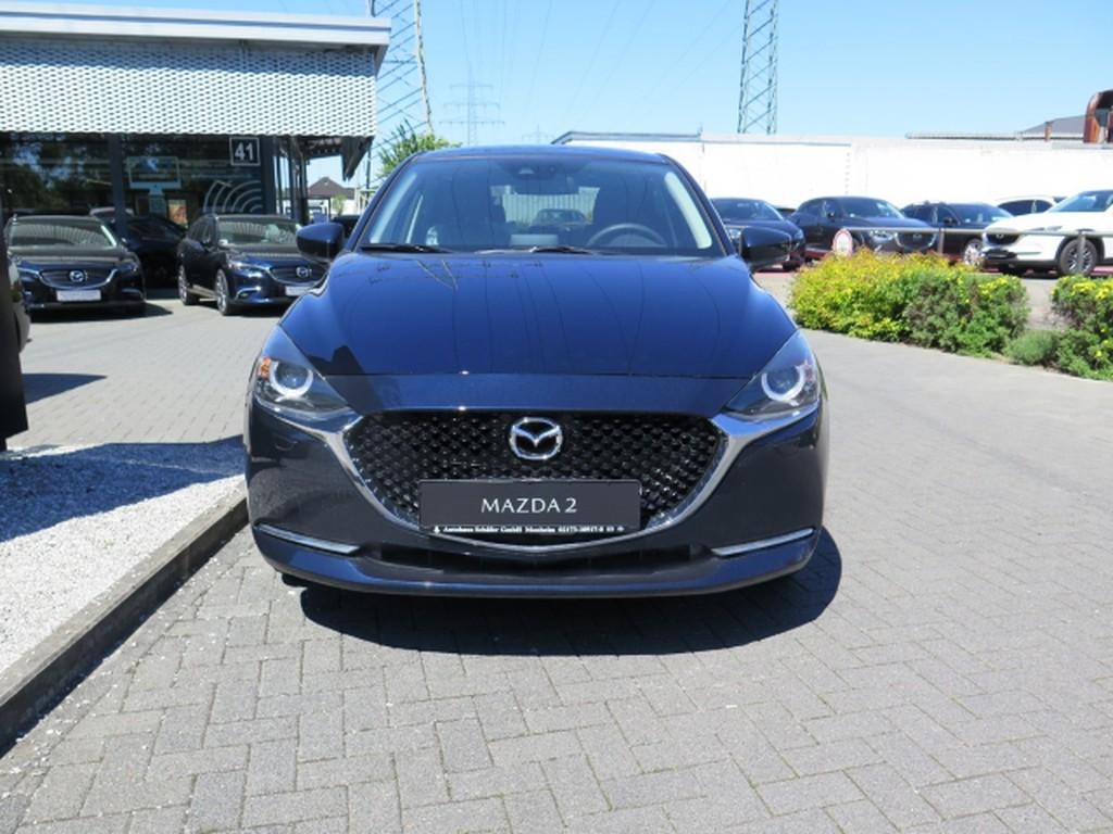 Mazda 2 SPORTS-L 90PS S Multif Lenkrad