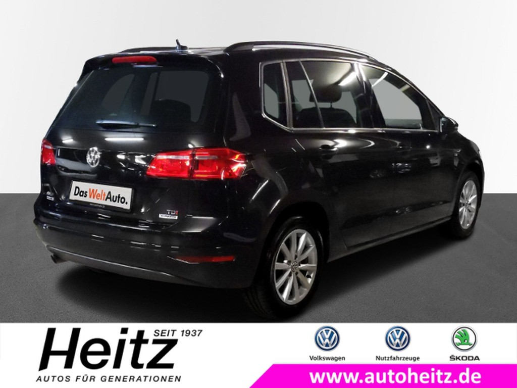 Volkswagen Golf Sportsvan 1.6 TDI Lounge