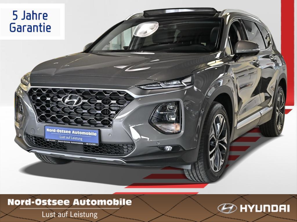 Hyundai Santa Fe New Premium