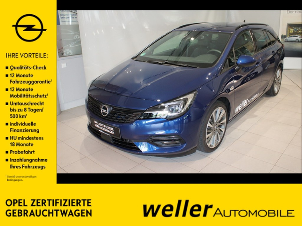 Opel Astra 1.4 K Sports Tourer Turbo Ultimate